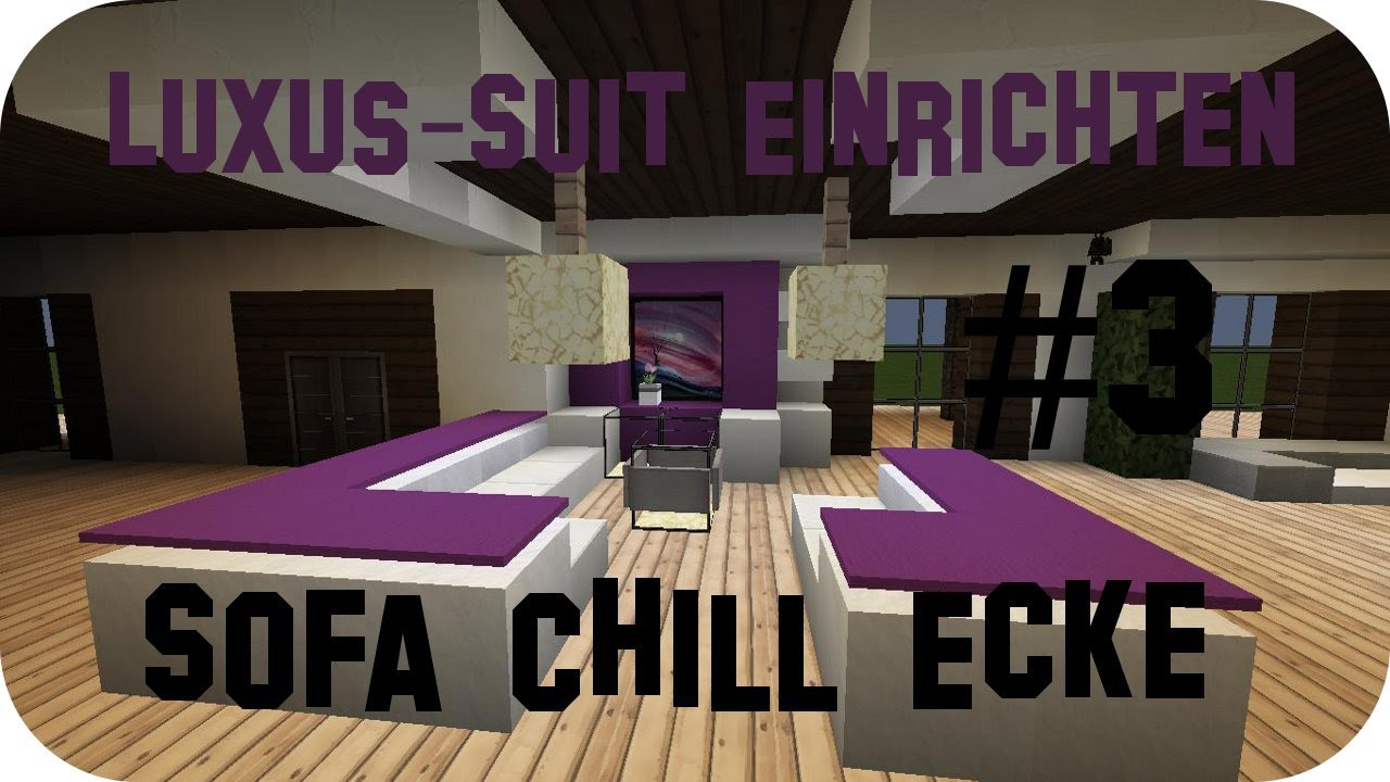 minecraft luxus haus einrichten part 3 jannis gerzen. Black Bedroom Furniture Sets. Home Design Ideas
