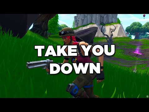 Fortnite Montage - Take You Down (ILLENIUM)