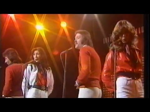 Brotherhood Of Man - Save Your Kisses For Me - Eurovision Winner - TOTP2 1976