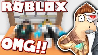 I CAN'T BELIEVE WE CAUGHT THEM DOING THIS IN ROBLOX!! *INSANE!*