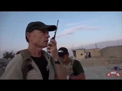Rescue Of Trapped And Wounded SDF Soldier