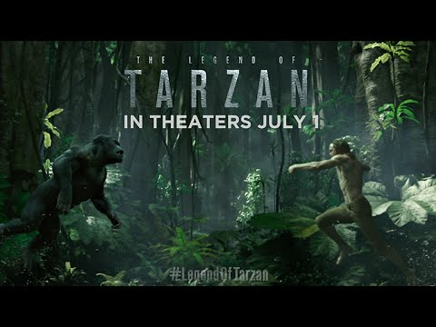 "The Legend of Tarzan - ""Conquer"" Final Video"