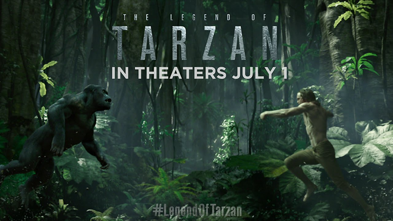 """Download The Legend of Tarzan - """"Conquer"""" Final Video"""