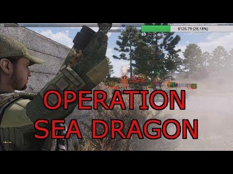 Operation Sea Dragon: Arma 3 Zeus Vanilla public Ops