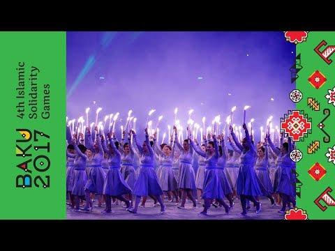 Relive the Closing Ceremony I Baku 2017