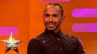 Lewis Hamilton's Intense Weight Loss During Formula One | The Graham Norton Show