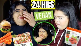 We Tried being Vegan for 24 Hours...