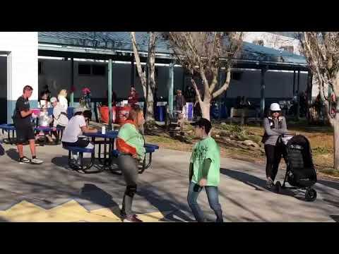 Big fun at West Hernando middle school event