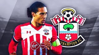Virgil van dijk - unreal defensive skills - 2016/2017 (hd)