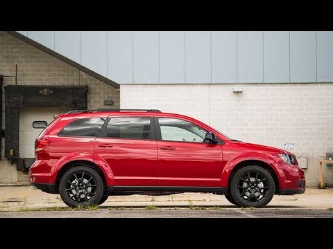 2018 Dodge Journey Fuel Economy Engine And Transmission Overview