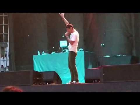 MIKE D (Beastie Boys) -  Riot Fest 2017
