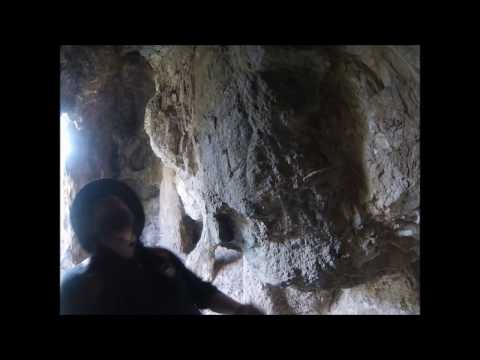 Spanish, Jesuit, caves and mine, old gold mine???