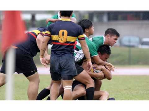 Raffles Rugby 2015 A Division