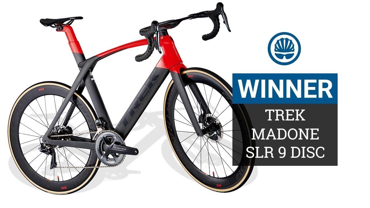 Superbike of The Year WINNER | Trek Madone SLR 9 Disc