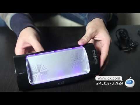 Atake DSP-706 Sonic Reader Inductive Sensing Audio Speaker Amplifier for Cell Phone -- DX.COM