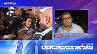جدل حول حرية الإعلام في تونس