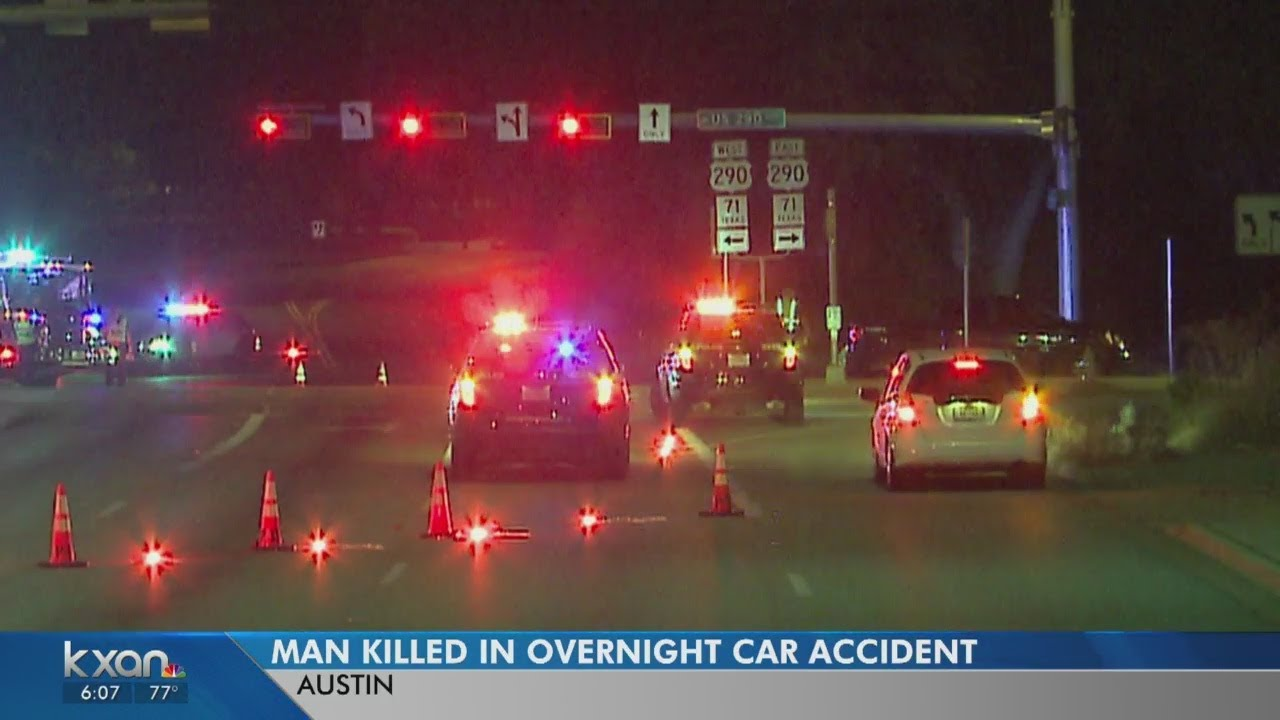 Man killed trying to cross the street in southwest Austin