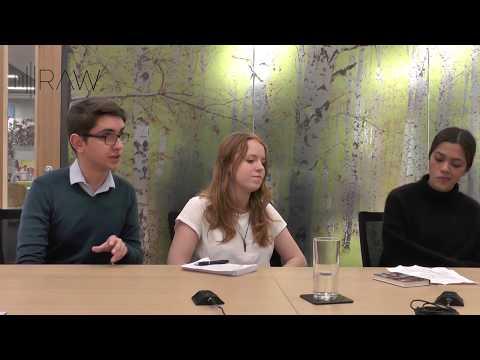 University of Warwick Vice Chancellor, Professor Stuart Croft | RAW Interviews