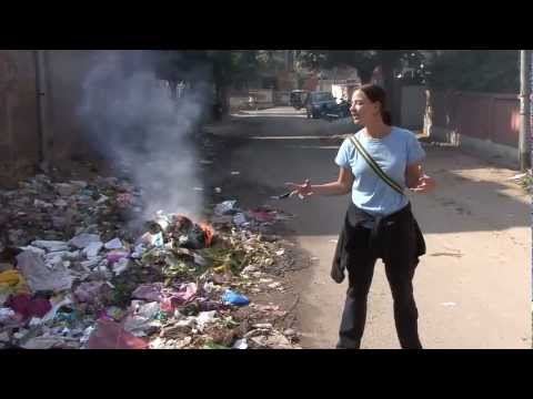Garbage in India