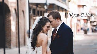 New Orleans Wedding // Ryan & Matt