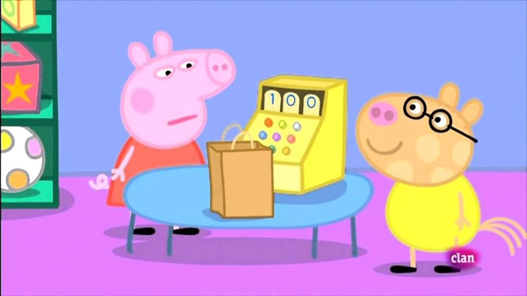 Peppa pig trabajar y jugar funnycat tv for En youtube peppa pig