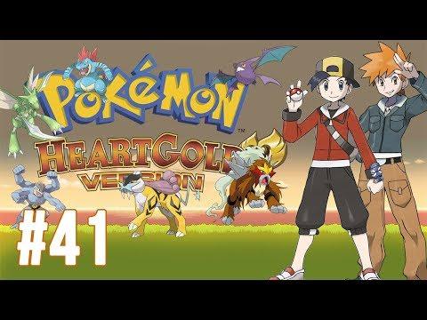 O ÚLTIMO GINÁSIO DE KANTO! - Pokémon Heart Gold #41 (NDS)