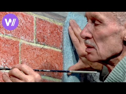 """Richard Artschwager: The artist who doesn't fit any category 