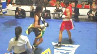 WOMEN'S BOXING: Alicia 'Slick vs Crystal Hoy