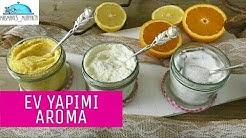 Ev Yapımı Vanilya Şekeri +Portakal ve Limon Aroması Tarifleri #Masmavi3mutfakta