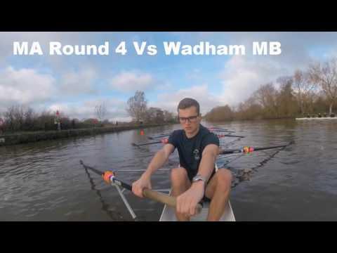Corpus Christi Oxford Men's Novice Rowing Michaelmas Term 2016