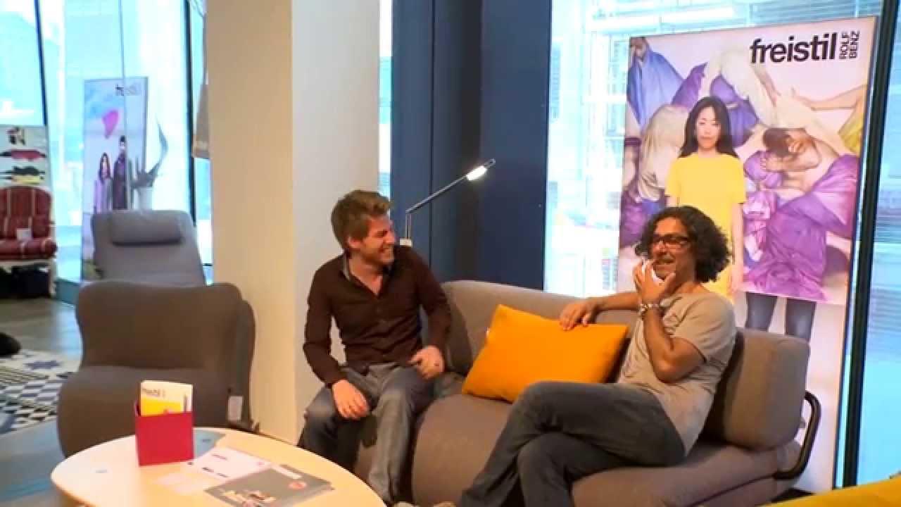 Freistil Rolf Benz Möbel Bei Wohndesign Maierhofer Youtube
