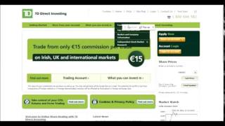 Td Direct Investments Business And Income Oppurtunities