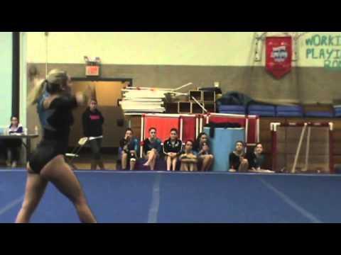 Gymnastics 2 10 15 vs Hall