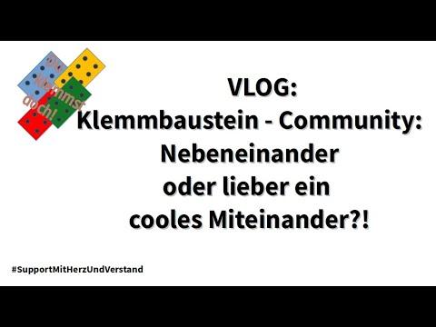 VLOG (Sepia Video): Klemmbaustein YT - Community: Nebeneinander oder lieber ein cooles Miteinander?!