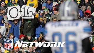 Remembering the 2008 Lions & The 0-16 Season | NFL Network | Good Morning Football