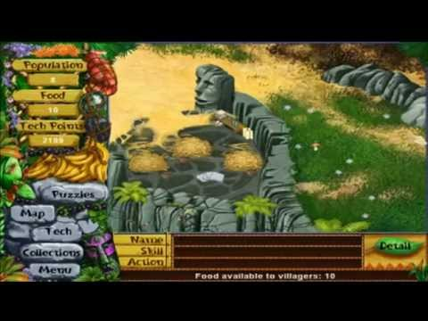 Lets Play Virtual Villagers The Secret City Ep2