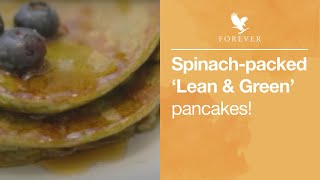 Lean and Green Pancakes | F.I.T. Smoothies