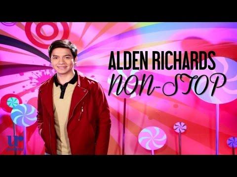 Alden Richards - Non-Stop Lyric Video