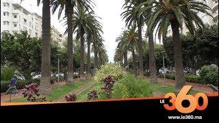 Le360.ma • Casablanca: des parkings en lieux et places d'espaces verts