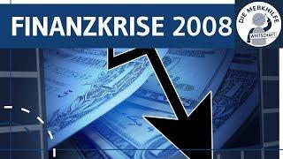 Finanzkrise in Europa ab 2008 einfach erklärt - Immobilien- & Suprime-Krise - Entstehung & Folgen