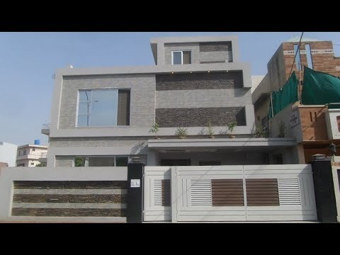 10 MARLA BRAND NEW DOUBLE STOREY HOUSE FOR SALE IN BLOCK B PHASE 1 PAK ARAB HOUSING SOCIETY LAHORE