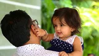 Dikri Mari Ladakvayi Song for mishri | daughter song | birthday | thumbnail