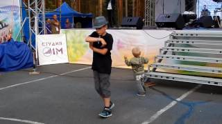 Кастинг шоу танцы 6+ Лисицын Григорий