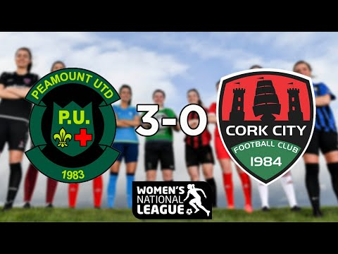 WNL GOALS: Peamount United 3-0 Cork City