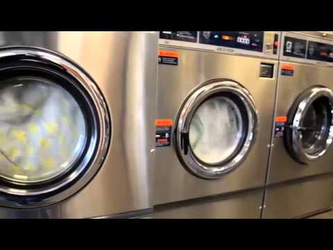 make a lock for coin operated washing machine