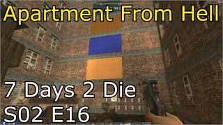 7 Days Mindcrack S02 E16 Apartment From Hell