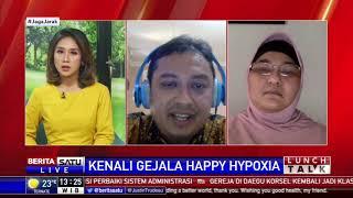 Kenali Gejala Baru Happy Hypoxia | REDAKSI SORE (21/08/20).
