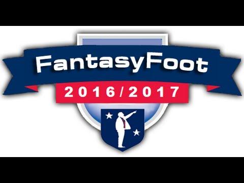 Test du site web FantasyFoot.fr pour la Ligue 1