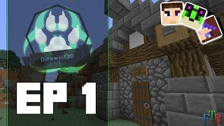 FTB Direwolf20 1.12 Se 2 Ep 1 | New Adventure with Friends! | Dolinmyster Plays FTB DW20 MC 1.12 SMP