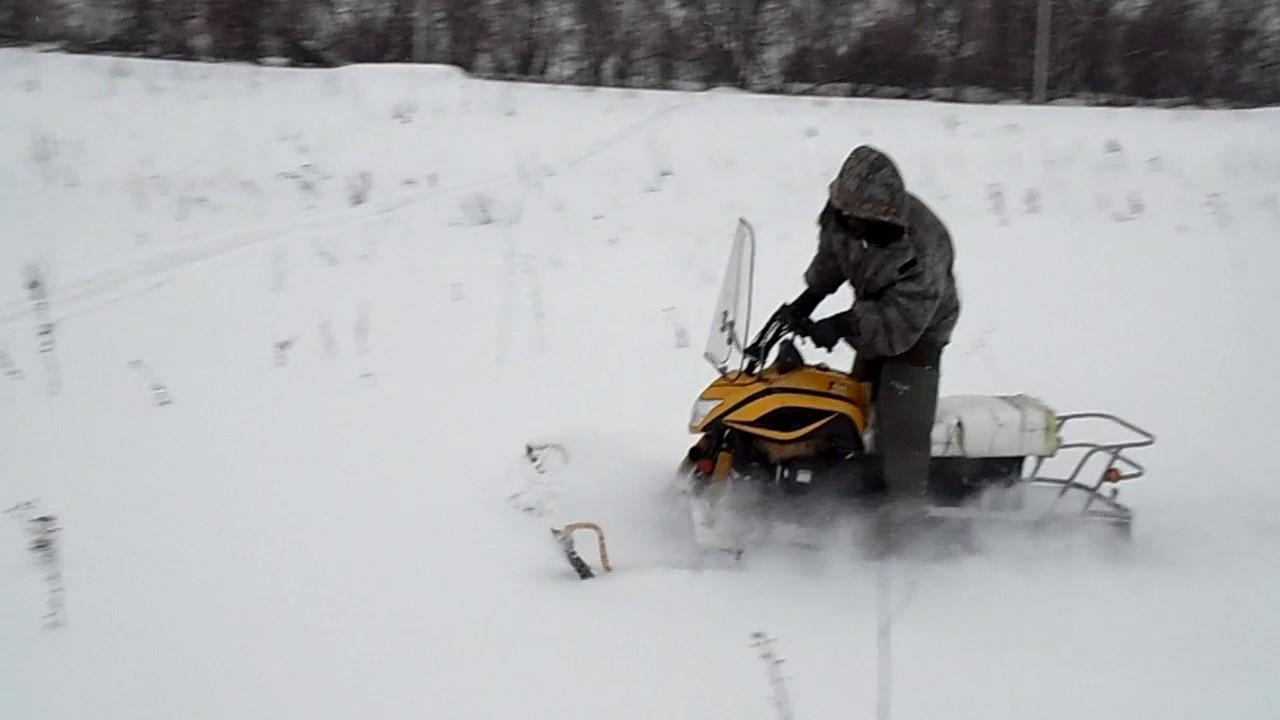 Dingo T-150 Дополнительные лыжи на снегоход